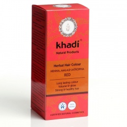 Henna Natural Bio Red 100 GR khadi