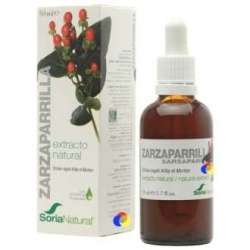 Extracto de Zarzaparrilla 50 ml SORIA NATURAL