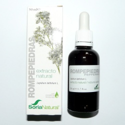 Extracto de Rompepiedras 50 ml SORIA NATURAL
