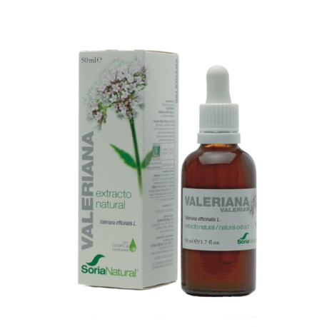 Extracto de Valeriana 50 ml SORIA NATURAL