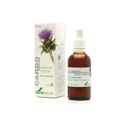 Extracto de Cardo Mariano 50 ml SORIA NATURAL