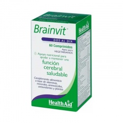BrainVit® 60 Comp HEALTH AID