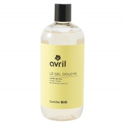 Gel de Ducha Albaricoque & Almendras Avril,  500ml