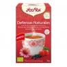 Infusión Defensas Naturales  Yogi Tea 17 sobres