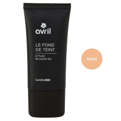Maquillaje Fluido Natural Bio 30ml Avril