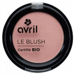 Colorete Rose Nacré Avril Bio 2,5g