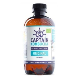 Kombucha original 400ml Captain Kombucha