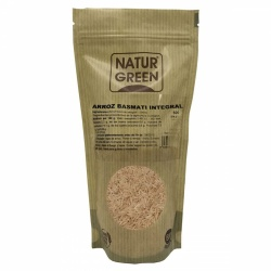 Arroz Basmati Integral 500g Naturgreen