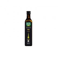 Aceite Virgen de Lino 250ml Naturgreen
