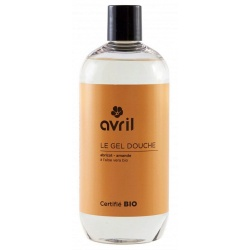 Gel de Ducha Albaricoque 500ml Avril
