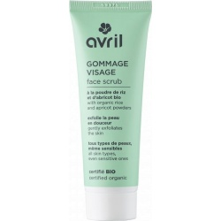 Crema Exfoliante 50ml Avril