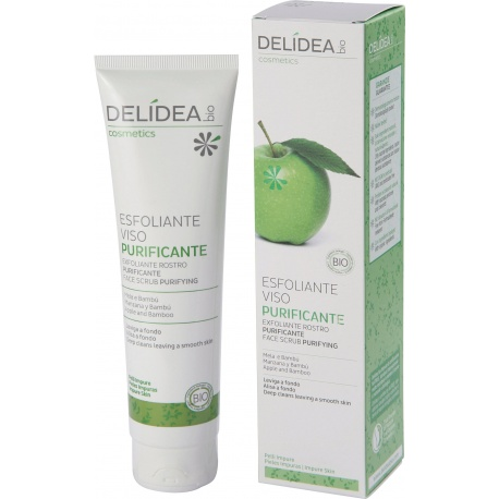 Exfoliante Facial 150ml Delidea