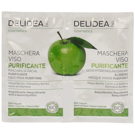 Mascarilla Purificante 2x10ml Delidea