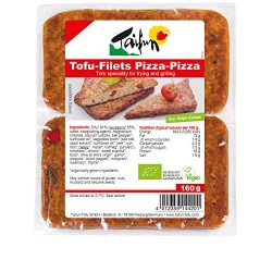 Tofu filetes Pizza-Pizza 160g Taifun