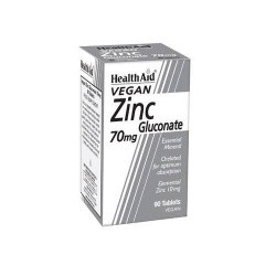 Zinc Gluconate 90comp HEalth Aid