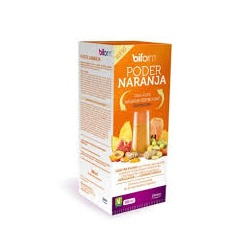 Poder Naranja 500ml Biform