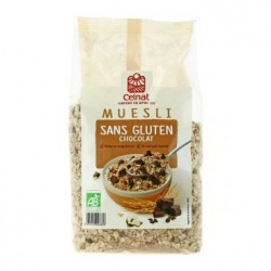 Muesli Chocolate 375g Celnat