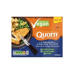 Filete pescado 200g Quorn