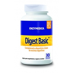 Digest Basic 30caps Enzimedica