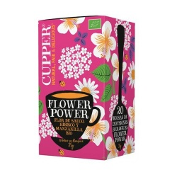 Flower Power 20 bolsas Cupper