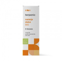 Aceite Esencial Naranja Dulce 10ml Terpenic