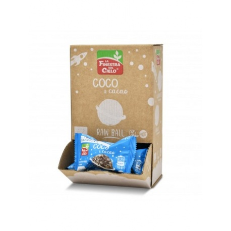 Raw Ball Coco Cacao La Finestra