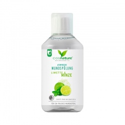 Enjuague Bucal Lima y Menta 300ml Cosnature
