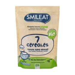 Papilla 7 cereales 200g Smileat