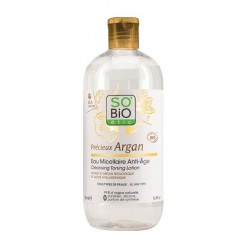 Agua Micelar Precieux Argan 500 ml So´Bio Étic