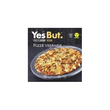Pizza Veganesa 280G Yes But