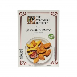 Nuggets Party 180G The  Vegetarian Butcher